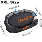 XXL Extra Large Jumbo Orthopedic Pet Dog Bed Dog Kennel Basket Pillow Waterproof