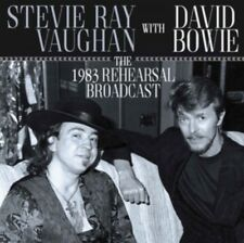 Stevie Ray Vaughan con David Bowie - The 1983 Prova Broadcast Nuovo CD
