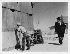 SPENCER TRACY Sturges Graffiti Back Rock Thriller 1955