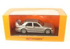Mercedes-benz 190e 2.5-16 evo 2 (plata) 1990 - 1:43