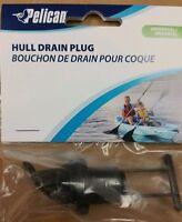 """NEW Pelican Kayak ( Lavika ) Hull Drain Plug Original OEM Parts  11/16"""""""
