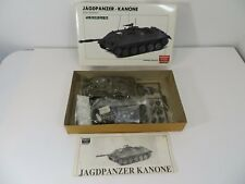 Academy Minicraft Jagdpanzer-Kanone Motorized 1/48th Model Tank