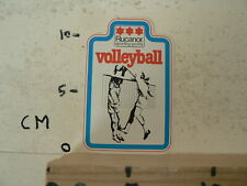STICKER,DECAL RUCANOR SPORTING GOODS VOLLEYBALL