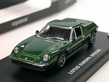 Kyosho LOTUS EUROPA special, british racing green - 03075g - 1/43