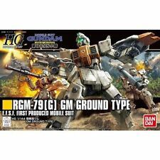 BANDAI HGUC 1/144 RGM-79[G] GM GROUND TYPE Model Kit Gundam The 08th MS Team NEW