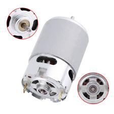 MotoRiduttore RS-550 12-24V 5800rpm Riduttore Micro Motore Elettrico Controllo