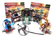 LEGO NINJAGO • 70590 AIRJITZU TURNIERARENA • Mit ANLEITUNG