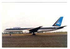 TAME LINEA AEREA DEL ECUADOR Boeing 757-XA RLM Postcard
