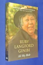ALL MY MOB Ruby Langford Ginibi BOOK Australian Aboriginal Memoir