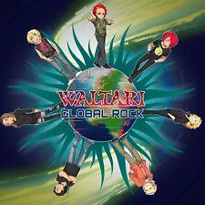 WALTARI  Global Rock ( Neues Metal Album 2020 Digipak )  CD  NEU & OVP