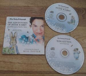 Beatrix Potter Audio CDs ADVENTURES OF PETER RABBIT, TOM KITTEN & FRIENDS 9Tales