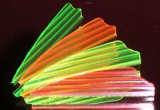 "Zeon Fusion Vanes 3"" Mix/Match (Blazer Type) 2 Colors Pkg/100"