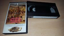 Oberst Braddock - Missing in Action 3 - Danmark VHS - uncut - engl. - ab 18