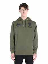 DIESEL S-AMINA MILITARY SWEATER SIZE S 100% AUTHENTIC
