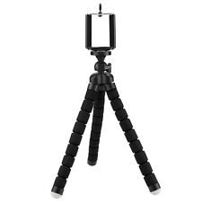 Black Octopus Tripod Stand Bubble Sponge Pod for GoPro Hero 6 5 Camcorder DSLRs