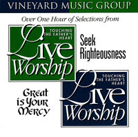 Touching The Fathers Heart 15&16 Seek Righteouness | Great Is Your Mercy CD 1995