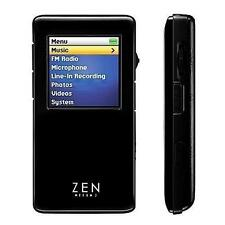 Creative Zen Neeon 2 2GB BlackBlack MP3 Player FM Radio Voice Recorder