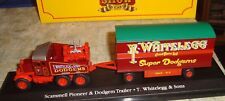 SCAMMELL PIONEER TRUCK & DODGEM TRAILER - GREATEST SHOW ON EARTH - 1:76  -BOXED