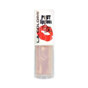 L.A. COLORS Pout Super Shine Lip Gloss - Pucker Up