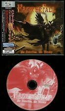 HammerFall No Sacrifice, No Victory Japan PROMO CD