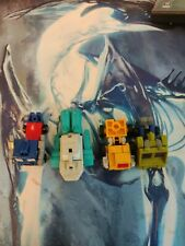 Transformer Minibots lot.