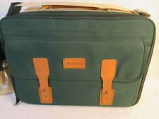 Canon Green Convertible Camera Shoulder/ Travel/ Handbag Rare