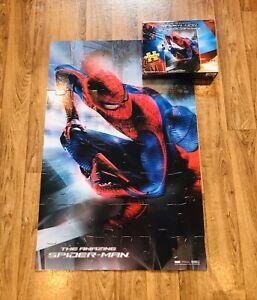 The Amazing Spider Man 3D Giant Floor Puzzle 48 Pieces 3' x 2' Ages 4+ Glasses
