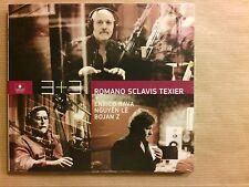 CD / ROMANO SCLAVIS TEXIER / E+E / NEUF SOUS CELLO