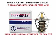 Engine Thermostat (82 Deg) For Isuzu Trooper UBS55 2.8TD 1988-1992 (TAMA)