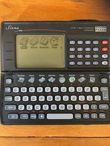 PSION Siena 1MB PDA 16bit & Disk Drive & SSD's