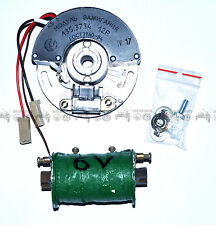 Electronic contactless system of ignition 12V (135.3734) + coil 6V Dnepr URAL