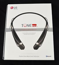 LG Tone PRO HBS-760 Bluetooth Wireless Stereo Headset BLACK