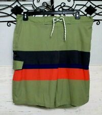 New listing Dip Swim Trunks Board Shorts Size XL Multicolored