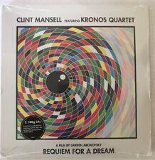 CLINT MANSELL~KRONOS QUARTET~REQUIEM FOR A DREAM~2LP SET~SOUNDTRACK~RSD~SEALED