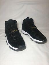 meet 42efd 287f8 Jordan 11 PREM HC Nike Air Heiress Stingray juvenil 6.5Y Negro MTLC GLD  852625 030