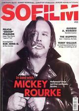 So Film Magazine 05 Mickey Rourke NEW