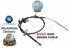 FOR SUZUKI GRAND VITARA 1.6i VVT 2005--> RIGHT RH SIDE REAR HAND BRAKE CABLE