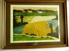 Andre Even Limited Edition Landscape Print-1950's-60's-Signed/numbered #59/275