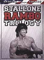 Rambo Trilogy (DVD, 2002, 6-Disc Set) Movie