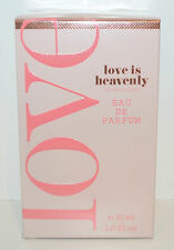 NEW VICTORIA'S SECRET LOVE IS HEAVENLY EAU DE PARFUM EDP PERFUME MIST SPRAY 1 OZ