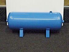Luft Empfänger 24 Liter Druck Schiff, Horizontal Pneumatisch Tank, 11 Stange Max