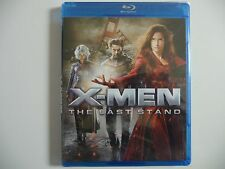 NEW/SEALED - X-Men: The Last Stand (Blu-ray Disc, 2009, 2-Disc Set,