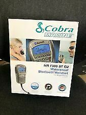 COBRA MARINE MR F300 IMPERMEABILE BLUETOOTH