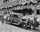 """Protect Our Youth Prohibition Car   8"""" - 10"""" B&W Photo Reprint"""