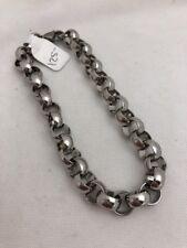 """Rolo Link 9"""" Bracelet Stainless Steel 8.5mm Wide"""
