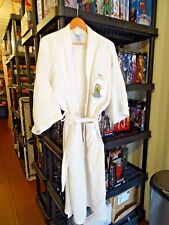 RARE Disney california adventure HOTEL Waffle Weave Robe One Size Men's Women's