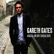 GARETH GATES Angel On My Shoulder 2-track CD single NEW