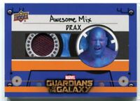 2017 Guardians of the Galaxy Walmart Exclusives 8 Drax Relic Costume Awesome Mix