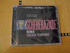 Rimsky-Korsakov - Scheherazade - Reiner - Gold Audiophile CD APO Living Stereo
