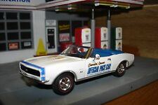 1967 Chevrolet Camaro, Indianaplois 500 Pace Car, 1/43 American Muscle Series